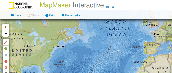 Map Maker Interactive